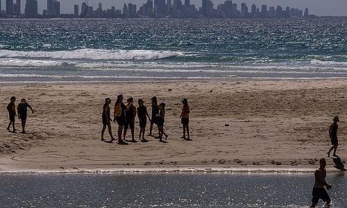 移民澳大利亚
