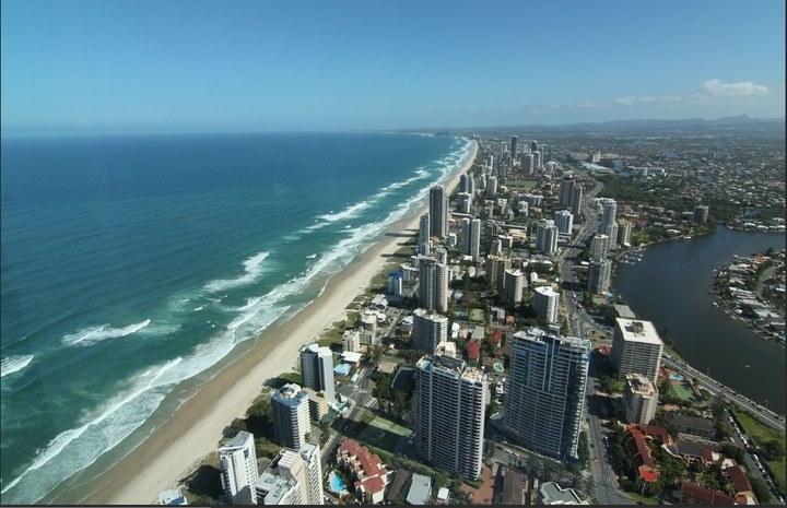 澳洲黄金海岸天气_澳大利亚各个城市天气介绍