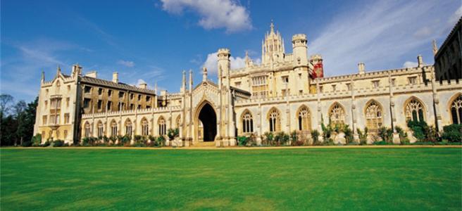 英国剑桥大学留学