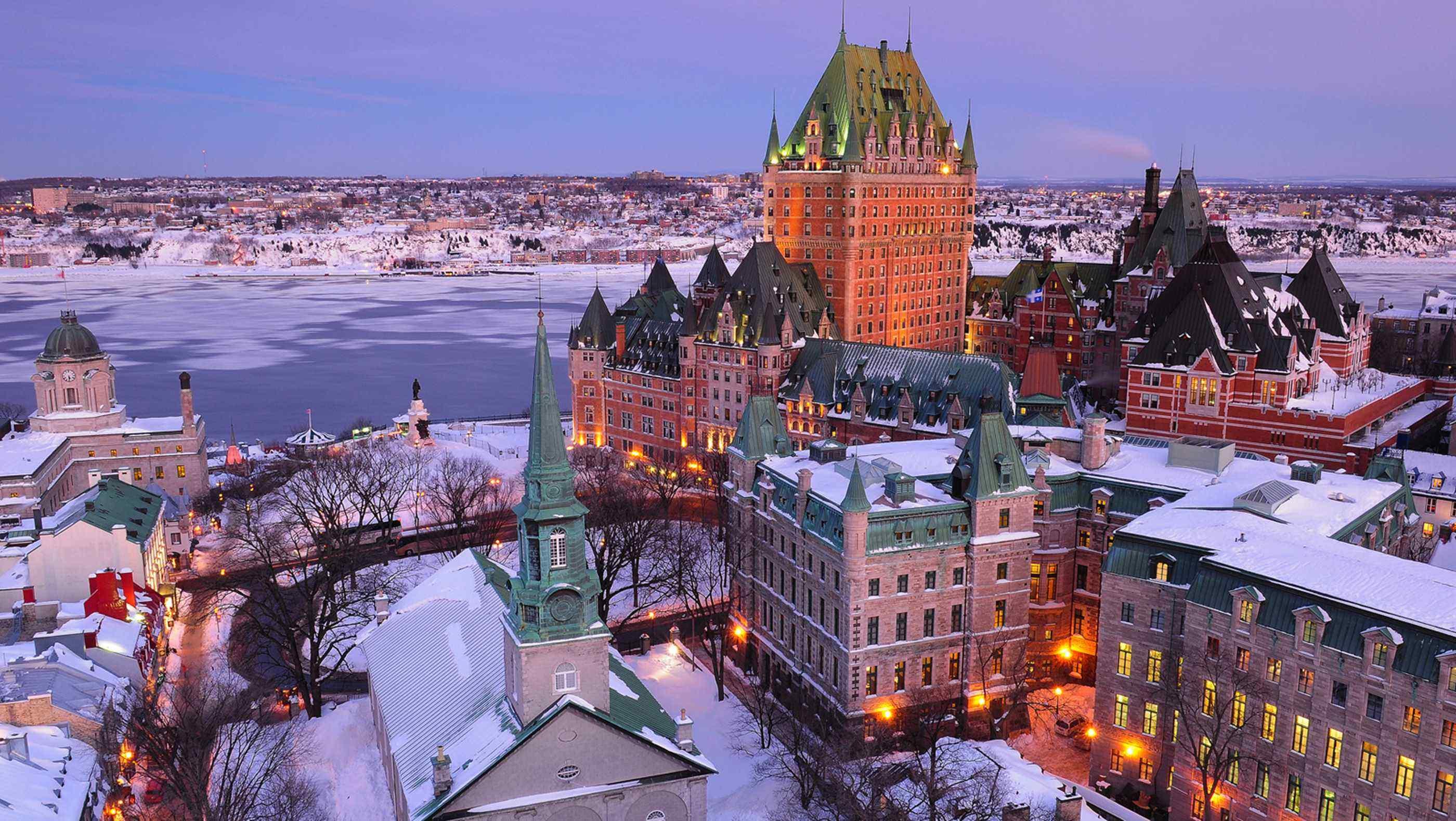 加拿大魁北克留学