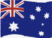 澳大利亚的国旗